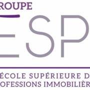 logo du groupe école supérieure des professions immobilières